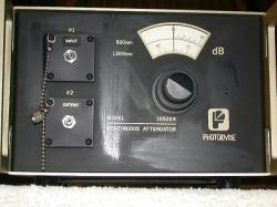 PHOTODYNE 1950XR OPTICAL ATTENUATOR, CONTINUOUS, 820-1300 NM